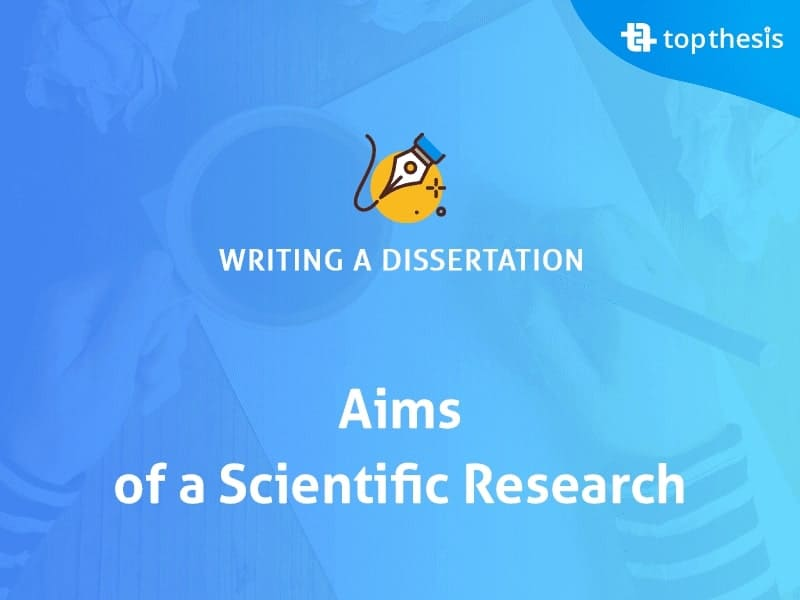the-aims-of-a-scientific-research