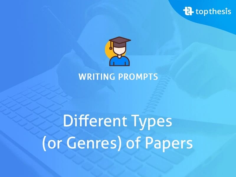 different-types-or-genres-of-papers