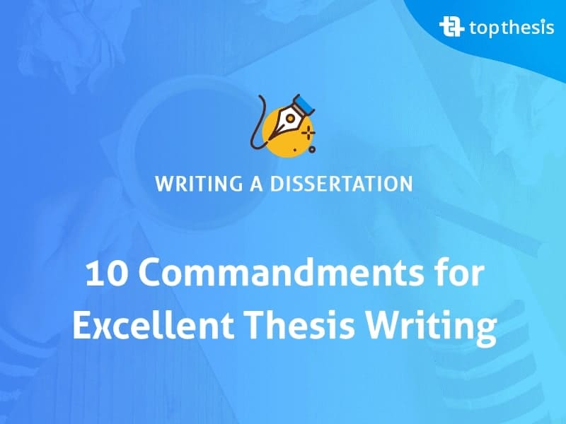 10-commandments-for-thesis-writing