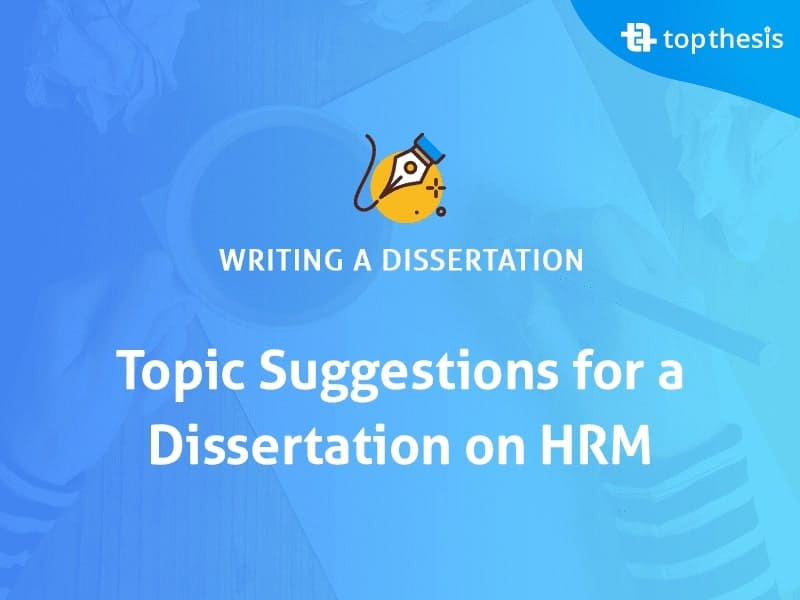 topic-for-a-dissertation-on-hrm